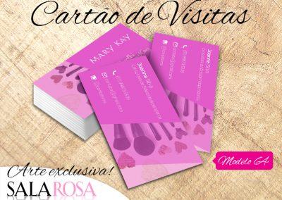 Cartão de Visitas modelo CV64